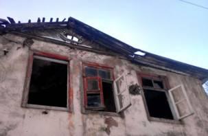 Смоленская прокуратура обязала чиновников снести расселённые аварийные дома