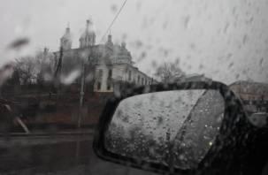 Синоптики прогнозируют дожди почти до конца марта