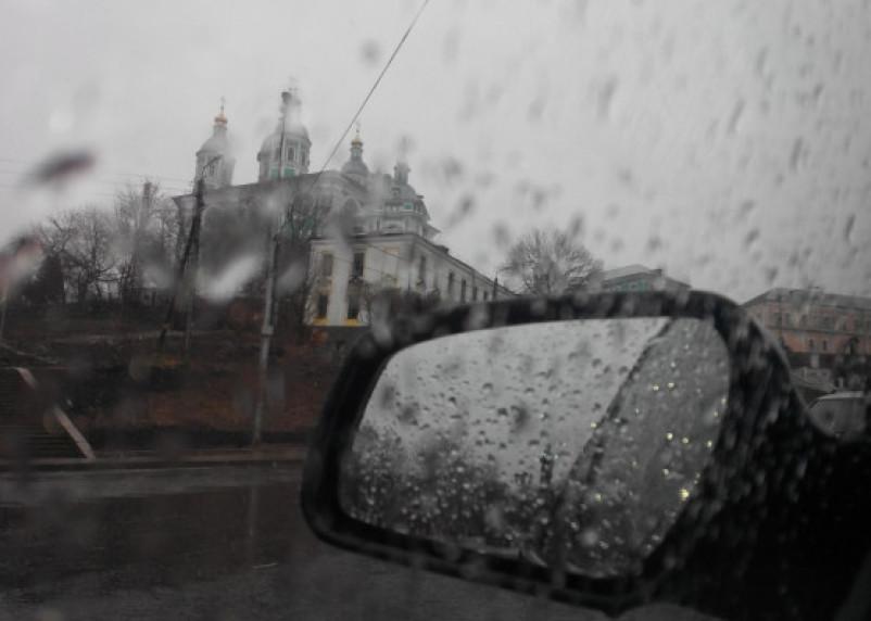 В воскресенье в Смоленской области ожидают дожди