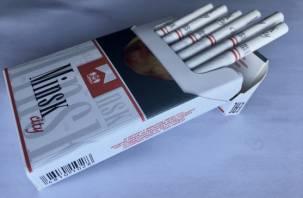 Сигаретный рынок в России сократится на 30%