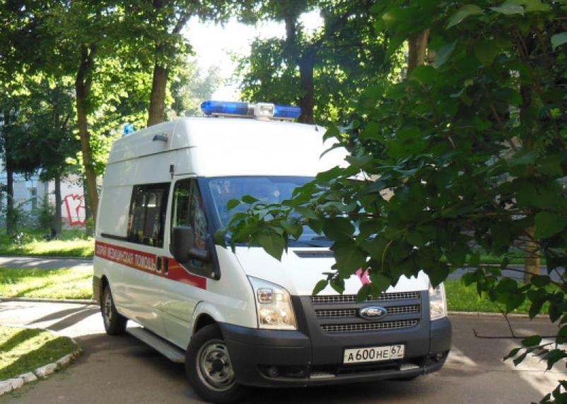 В Смоленске на окружной в ДТП пострадали два человека