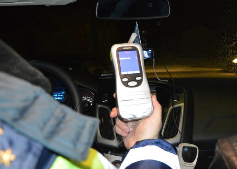 В Смоленской области поймали 7 пьяных водителей