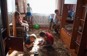 «Куча мала»: власти передумали ограничивать количество детей у приемных родителей