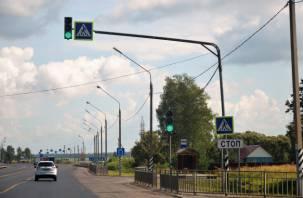 Турбоперекрестки и квадратные светофоры могут появиться на российских дорогах