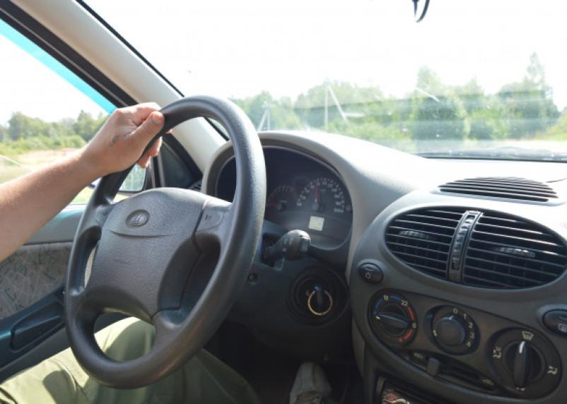 В Смоленской области поймали 19-летнего угонщика авто