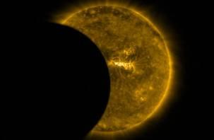 Сегодня смоляне смогут увидеть солнечное затмение