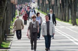 Жители Смоленска не любят свой город