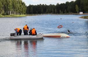 Сезон навигации на смоленских озёрах закрывается