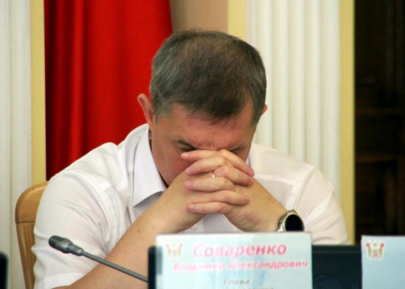 Для главы Смоленска подобрали статью в Уголовном кодексе