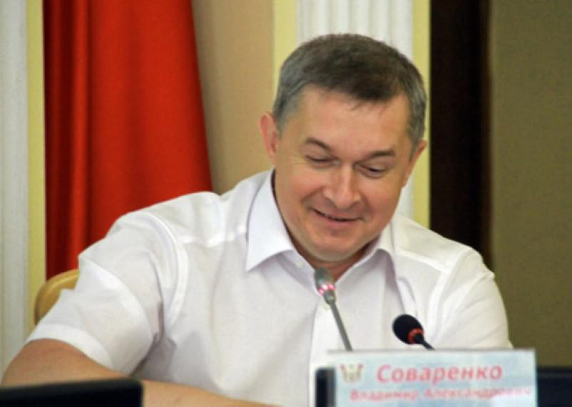 Позиции Владимира Соваренко в медиарейтинге значительно улучшились
