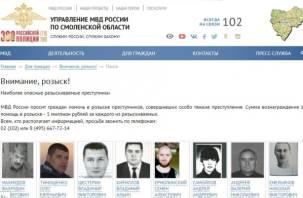 За помощь в поимке преступников в полиции готовы платить 10 млн рублей