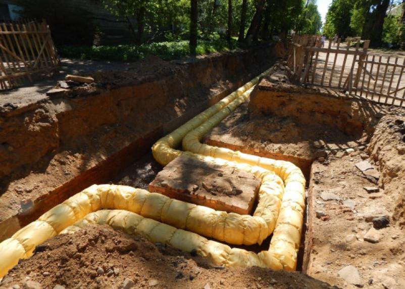 Центр Смоленска останется без горячей воды