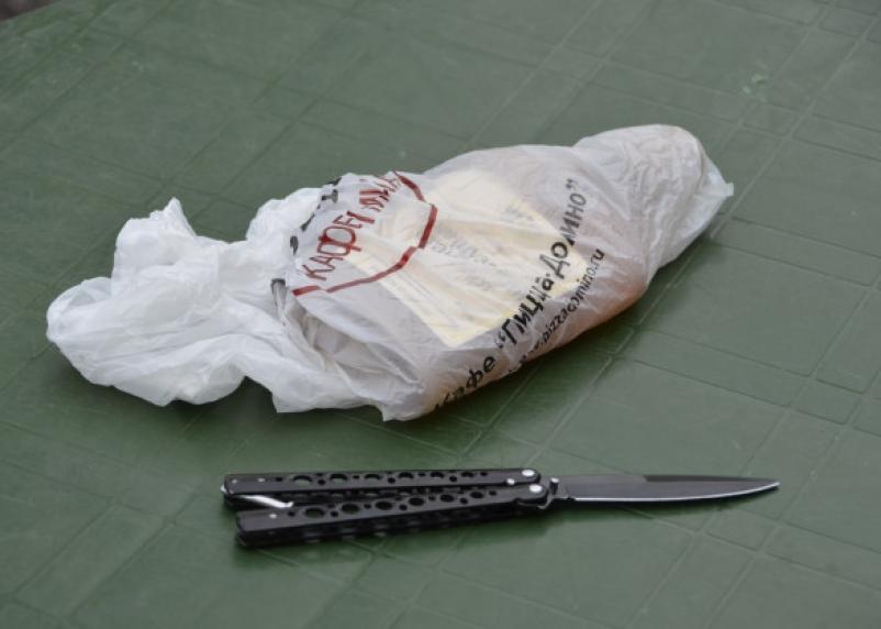Смолянин ударил ножом по голове спорщика. Тот оказался в больнице