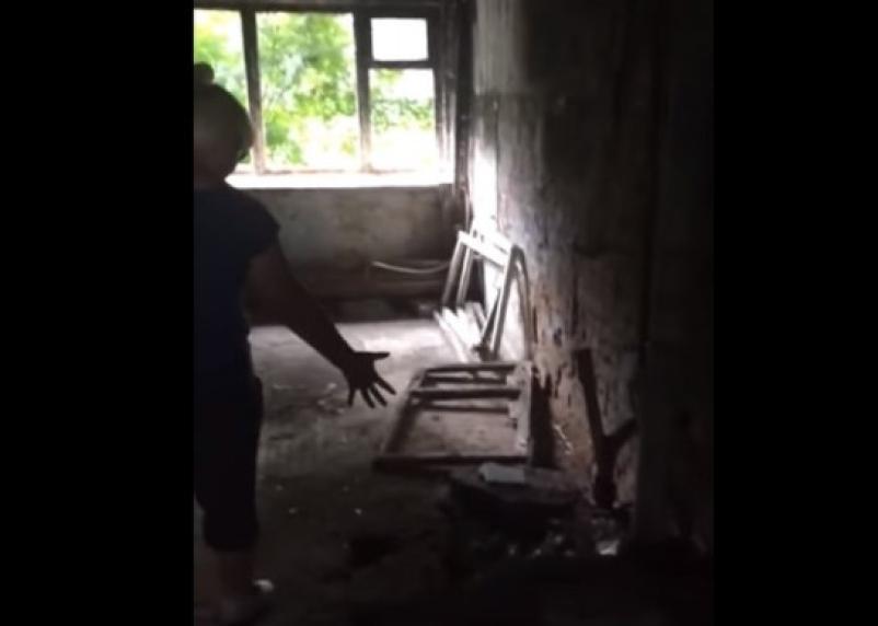 Смоляне опубликовали видеорепортаж из местного гетто. Это общежитие