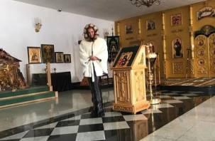 Побывавшую в Смоленске Анастасию Волочкову госпитализировали