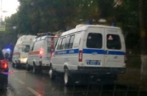 В тройном ДТП в Сафонове пострадали два человека