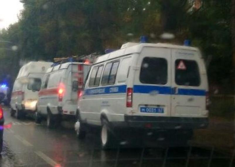 В Смоленской области водитель на иномарке насмерть сбил пешехода