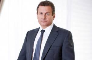 Руководитель смоленского «Газпрома» покинет свой пост