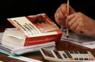 За первое полугодие Смоленская область заплатила на 12,9% больше налога на прибыль