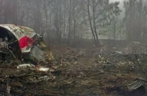 СМИ: на обломках самолета Качиньского поляки будут искать следы «Новичка»