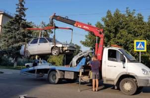 Смолянин сдал чужую машину в металлолом, опередив хозяина