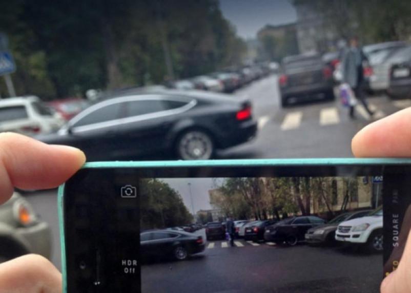 Водителей-лихачей будут штрафовать по поступившим в ГИБДД видео от автомобилистов