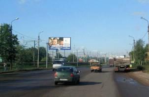 Смолянам станет сложнее передвигаться по Московскому шоссе