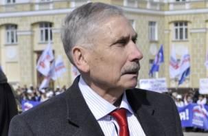 Экс-вице-губернатор Лев Платонов стал советником мэра Смоленска