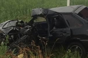 Два человека погибли, четверо госпитализированы. Подробности страшного ДТП в Смоленской области