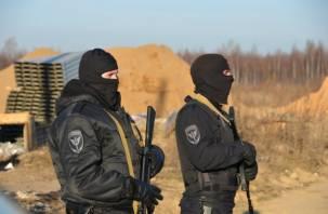 Соцсети: в Руднянском районе сбежали зэки