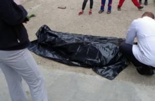 СК занялся смертью ярцевчанина, которого нашли изувеченным возле дома