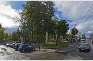 В Смоленске благоустроят еще один сквер