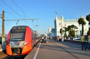 Расписание поездов «Ласточка» изменится