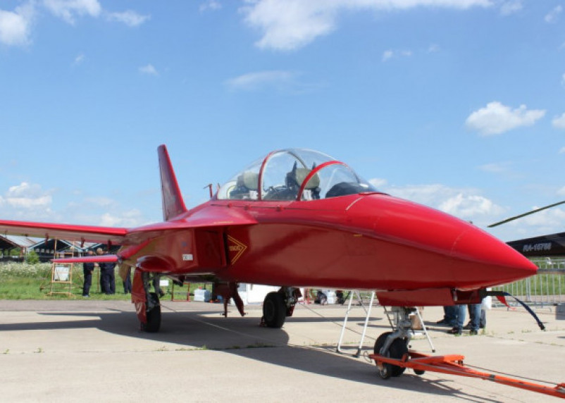 В Смоленске остановили работы по созданию самолёта СР-10