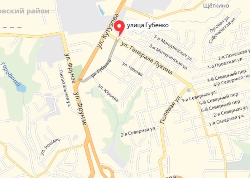 Сегодня до вечера закрыто движение по двум улицам Смоленска