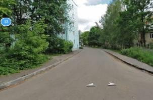 В Смоленске проехать по улице Нарвской станет сложнее