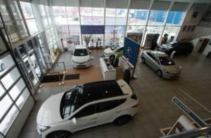 Впервые за 2 года. В РФ упали продажи автомобилей