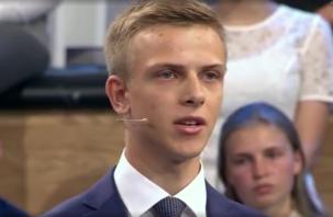 Школьник из Смоленска вышел в полуфинал проекта «Умники и умницы»