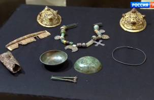 Федеральный телеканал рассказал о новых археологических находках в Гнёздово под Смоленском