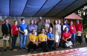 В Смоленском областном центре народного творчества завершилась «Переправа»