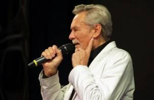 Творческий вечер известного актёра Александра Михайлова прошел в Смоленске