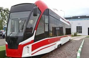 В России умеют делать современные трамваи