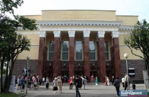 Драмтеатр со статусом. Театральный фестиваль открылся в Смоленске