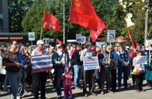 Организаторов митингов обязали сообщать об их отмене