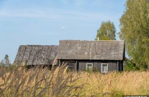 Стало известно количество заброшенных смоленских деревень-призраков