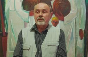 Картины известного белорусского художника хранятся в смоленских музеях
