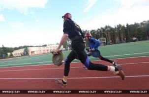 В слёте юных спасателей-пожарных Беларуси приняла участие смоленская дружина