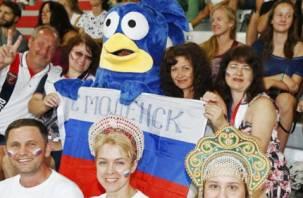 Синяя птица из Смоленска помогла россиянам одолеть соперников на чемпионате мира
