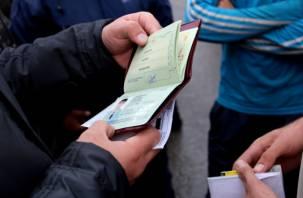 В России планируют ввести временные паспорта для лиц без гражданства