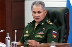 «Это вынудило нас к принятию мер»: Шойгу сделал заявление по поводу крушения Ил-20 в Сирии